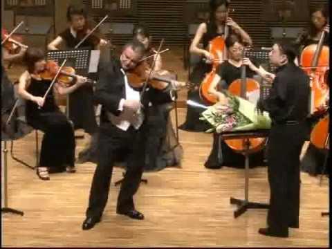 愛の悲しみ クライスラ ー Liebesleid  Fritz Kreisler, arrangiamento  per viola ed archi di Massimo Paris