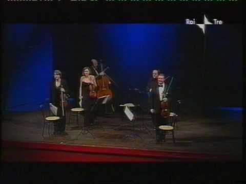 Quartetto Stradivari / Mozart Quintet KV 515 in C 1/3