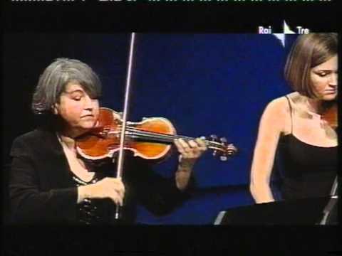 Quartetto Stradivari / Mozart Quintet KV 515 in C 3/3