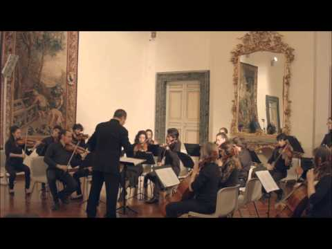 Massimo Paris e Archi Accademia Nova